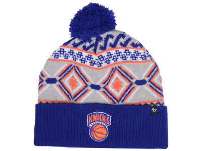 New York Knicks NBA Hardwood Classics Up North Knit