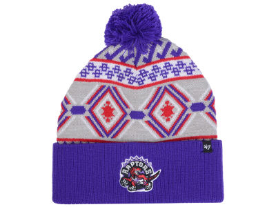 Toronto Raptors NBA Hardwood Classics Up North Knit