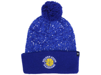 Golden State Warriors NBA Women's Hardwood Classics Glint Knit