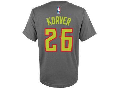 Atlanta Hawks Kyle Korver NBA Youth Name And Number T-Shirt