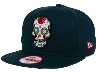 Mexico Sugar Skull 9FIFTY Snapback Cap