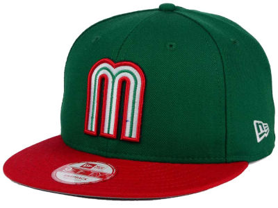 Mexico New Era 2017 World Baseball Classic 9FIFTY Snapback Cap