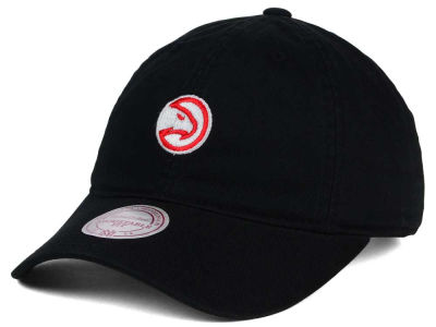 Atlanta Hawks Mitchell and Ness NBA Dad Hat Strapback