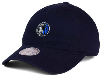 Dallas Mavericks Mitchell and Ness NBA Dad Hat Strapback