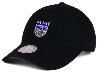 Sacramento Kings Mitchell and Ness NBA Dad Hat Strapback