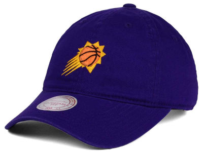 Phoenix Suns Mitchell and Ness NBA Dad Hat Strapback