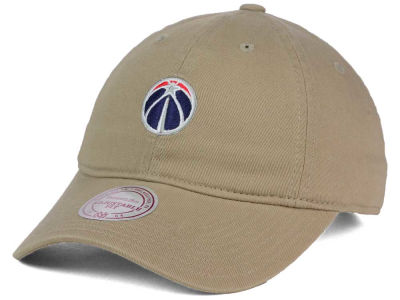 Washington Wizards Mitchell and Ness NBA Dad Hat Strapback
