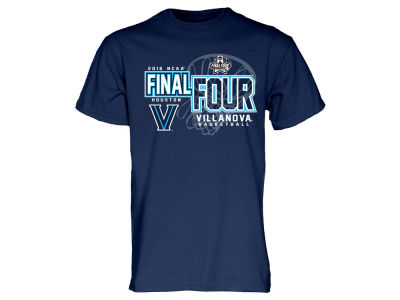 Villanova Wildcats NCAA Men's Final Four All Net T-Shirt