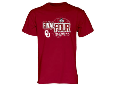 Oklahoma Sooners NCAA Men's Final Four All Net T-Shirt