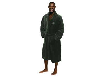 New York Jets NFL Men's Bathrobe