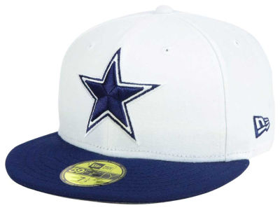 Dallas Cowboys New Era NFL Two Tone 59FIFTY Cap