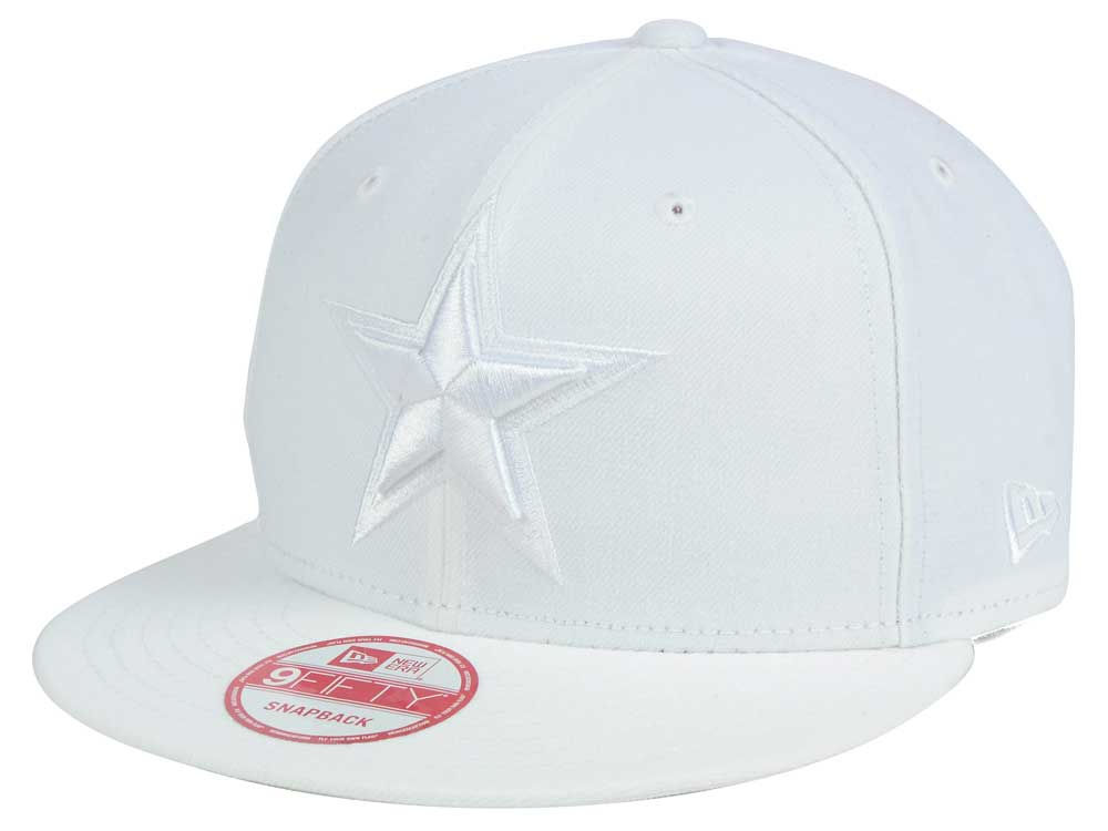 Dallas Cowboys New Era NFL Tonal 9FIFTY Snapback Cap  dcaa37cb1