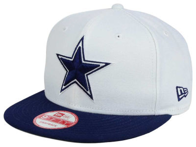Dallas Cowboys New Era NFL Two Tone 9FIFTY Snapback Cap