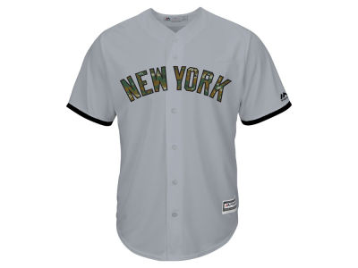 New York Yankees MLB Men's 2016 USMC Memorial Day Cool Base Jersey