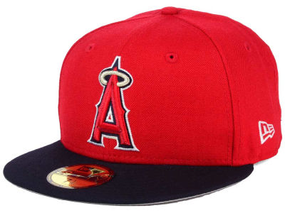 Los Angeles Angels New Era MLB Alternate Collection 59FIFTY Cap