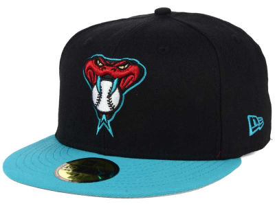 Arizona Diamondbacks New Era MLB Alternate Collection 59FIFTY Cap