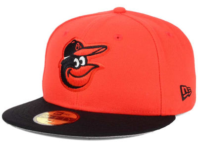 Baltimore Orioles New Era MLB Alternate Collection 59FIFTY Cap