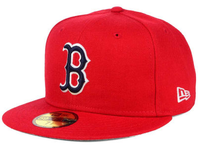 Boston Red Sox New Era MLB Alternate Collection 59FIFTY Cap