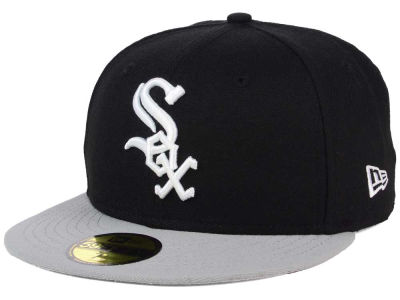 Chicago White Sox New Era MLB Alternate Collection 59FIFTY Cap