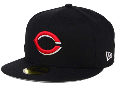 Cincinnati Reds New Era MLB Alternate Collection 59FIFTY Cap