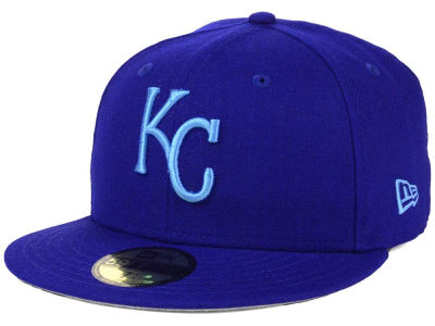Kansas City Royals New Era MLB Alternate Collection 59FIFTY Cap