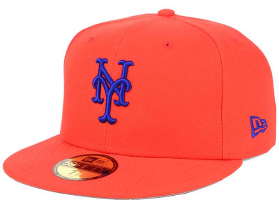 New York Mets New Era MLB Alternate Collection 59FIFTY Cap