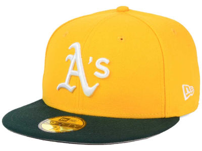 Oakland Athletics New Era MLB Alternate Collection 59FIFTY Cap