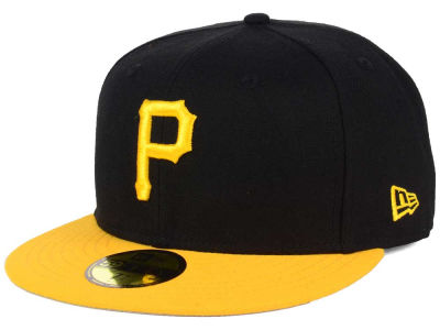 Pittsburgh Pirates New Era MLB Alternate Collection 59FIFTY Cap