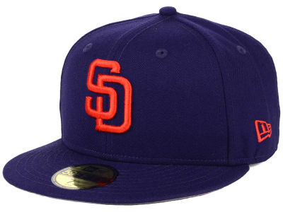 San Diego Padres New Era MLB Alternate Collection 59FIFTY Cap