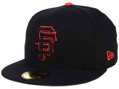 San Francisco Giants New Era MLB Alternate Collection 59FIFTY Cap