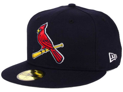 St. Louis Cardinals New Era MLB Alternate Collection 59FIFTY Cap