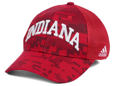 Indiana Hoosiers adidas NCAA Armed Forces Flex Cap