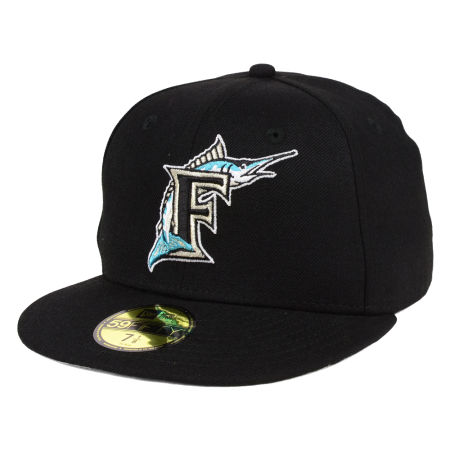 Florida Marlins New Era MLB Cooperstown 59FIFTY Cap