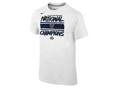 Villanova Wildcats Nike NCAA Youth National Champ Basketball T-Shirt