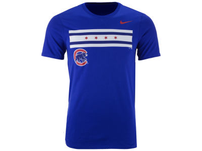 Chicago Cubs Nike MLB Men's My Flag Pack T-Shirt