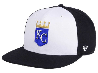 Kansas City Royals MLB '47 Sure Shot Accent Snapback Cap