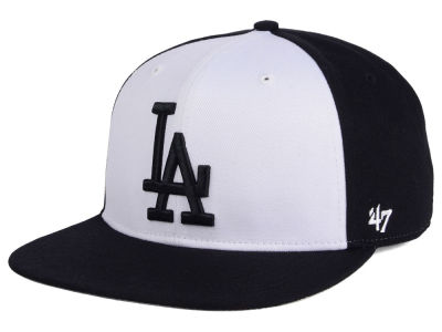 Los Angeles Dodgers MLB '47 Sure Shot Accent Snapback Cap