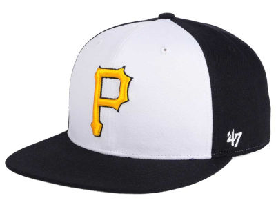 Pittsburgh Pirates MLB '47 Sure Shot Accent Snapback Cap