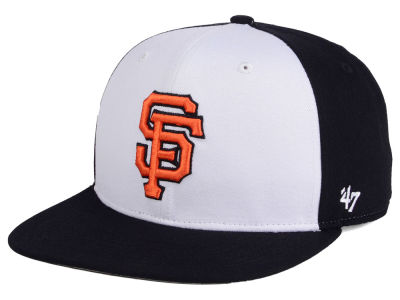 San Francisco Giants MLB '47 Sure Shot Accent Snapback Cap
