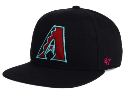 Arizona Diamondbacks MLB Patch Basic '47 CAPTAIN Cap
