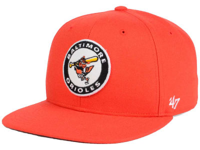 Baltimore Orioles MLB Patch Basic '47 CAPTAIN Cap