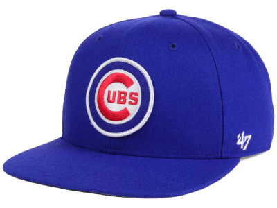 Chicago Cubs MLB Patch Basic '47 CAPTAIN Cap