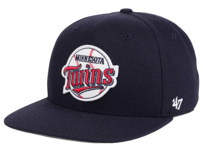Minnesota Twins MLB Patch Basic '47 CAPTAIN Cap