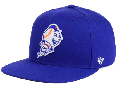 New York Mets MLB Patch Basic '47 CAPTAIN Cap
