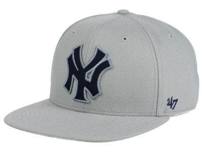 New York Yankees MLB Patch Basic '47 CAPTAIN Cap