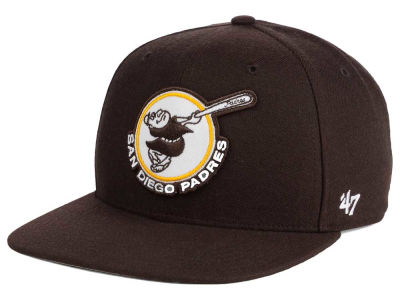 San Diego Padres MLB Patch Basic '47 CAPTAIN Cap
