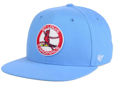 St. Louis Cardinals MLB Patch Basic '47 CAPTAIN Cap
