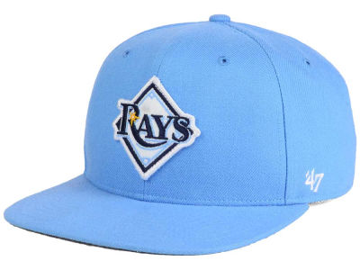 Tampa Bay Rays MLB Patch Basic '47 CAPTAIN Cap