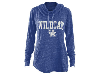 Kentucky Wildcats NCAA Women's Hillrise Long Sleeve Hooded T-Shirt