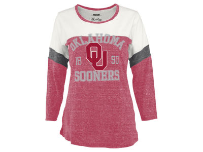 Oklahoma Sooners NCAA Women's Hanoi Long Sleeve T-Shirt